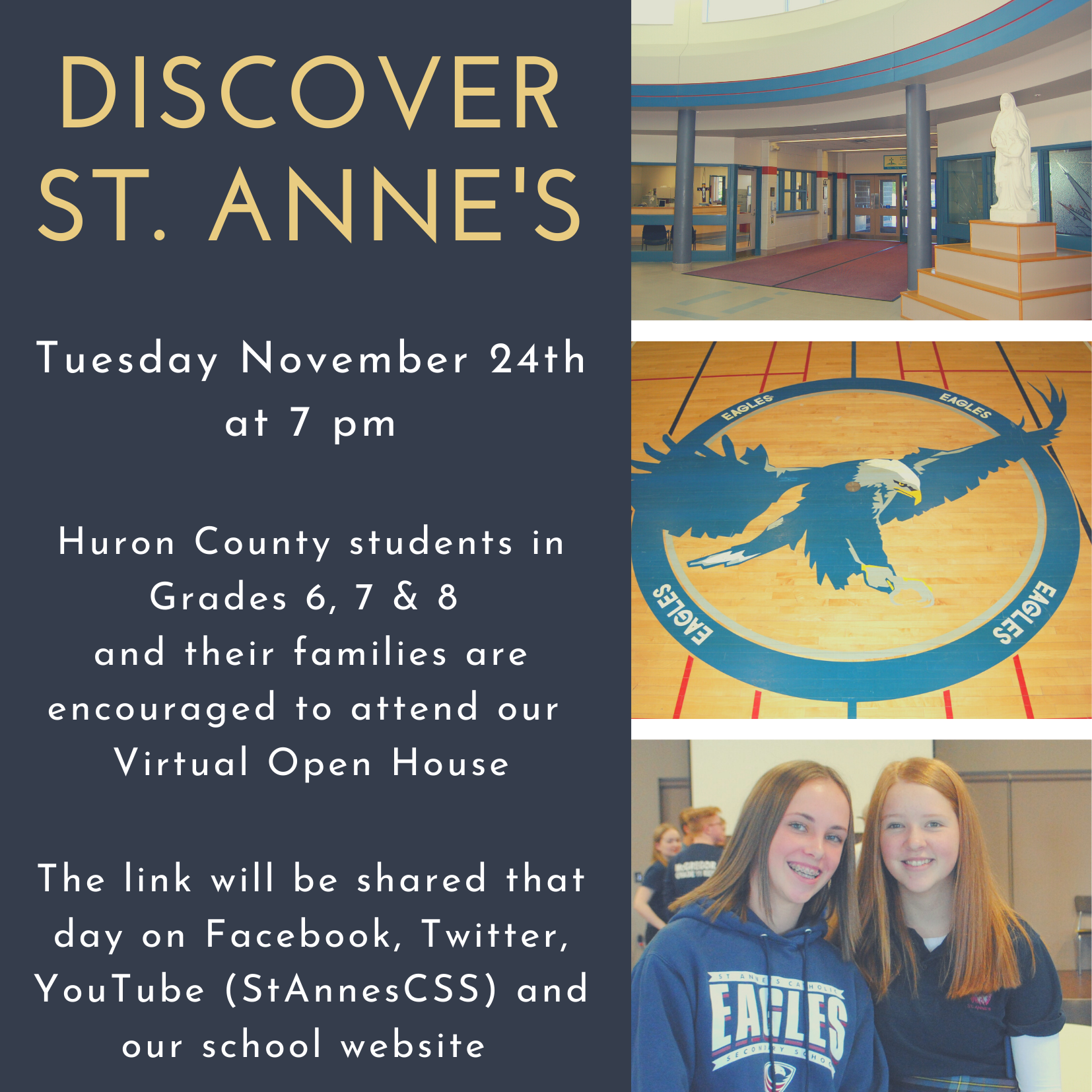 Discover St. Anne's